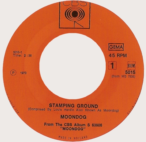 Stamping Ground / Theme - Face A