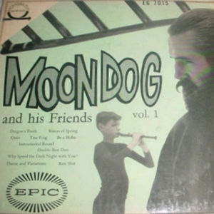 Moondog and his Friends