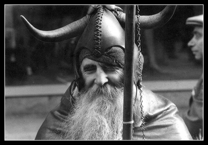 Moondog à Munster par Friedel Callies