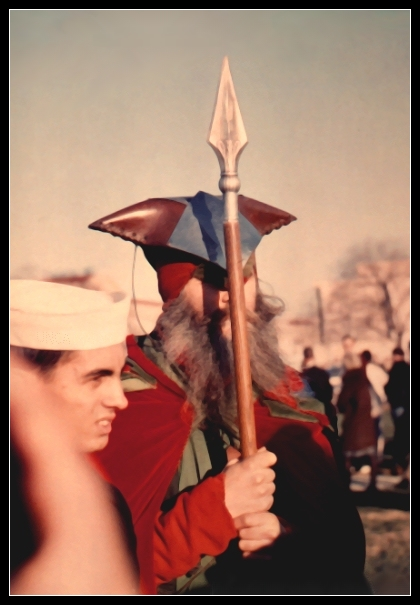 Moondog par Marv Goldberg