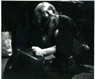 Moondog at Spectrum Gallery 20 mai 1966