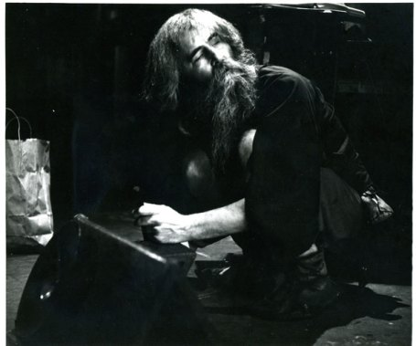 Moondog at Spectrum Gallery 20 mai 1966