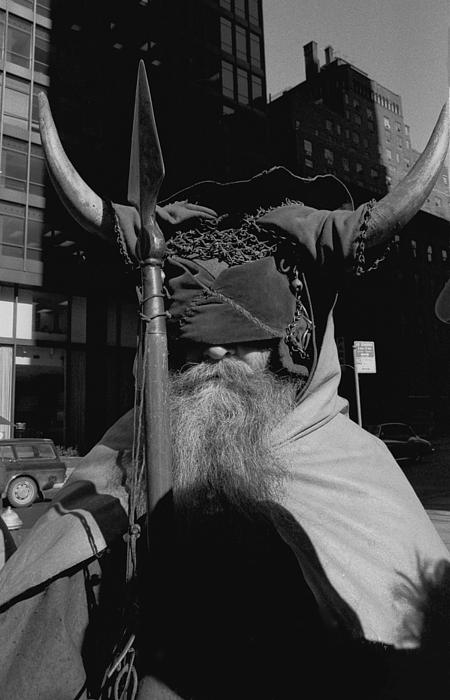 Moondog par Tom Wurl